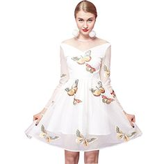 YIGELILA 2016 New Design Bowknot Embroidered Casual Dress... http://www.amazon.com/dp/B01DSVXGSK/ref=cm_sw_r_pi_dp_d4Ujxb05AKPC5