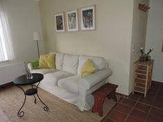 Wohnzimmer meiner Ferienwohnung Bußlay
