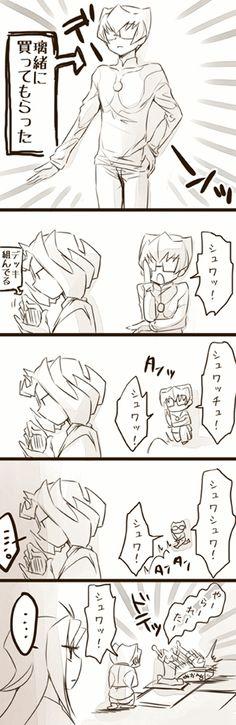 ZEXAL・ARCVログ [39]