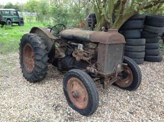 1930s Fordson Tractor