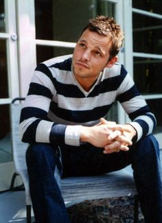 Justin Chambers he is kind of just amazing and I love him,
