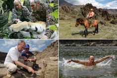 Putin Pulls Off His Latest Feat - Flying With Migratory Birds - NYTimes.com