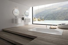 Luxury Bathroom Interior Design Ideas by Rexa - Modern Italian Bathroom Designs – Rexa