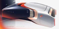 LUNAR - on Behance Hover Car, Car Chair, Photoshop Rendering, City Car, Car Sketch, Futuristic Architecture, Transportation Design, Electronic Cigarette, Automotive Design