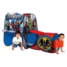 Avengers Adventure Hut