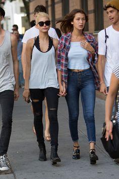 Fall 2015 Fashion Trends - Celebrity Street Style - Taylor Swift- Zendaya | Teen Vogue
