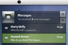 Our psd messages notification user interface is a drop down tooltip box to display notifications to users in a compact or...