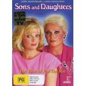 'Sons and Daughters' - Australian TV Series. Oh how I loved this. One very weekday afternoon. Used to tape it if we went away!
