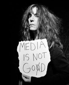 inneroptics:  patti smith