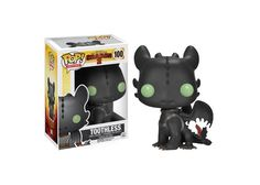 Toothless (Chimuelo) POP! -Como entrenar a tu Dragon 2 - #Toothless #Chimuelo #Funkopop
