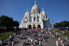 Admire the gold mosaic interior of Montmartre's Basilique du Sacre Coeur. Image by Jimmy Baikovicius/CC BY SA-2.0 Read more: http://www.lonelyplanet.com/france/paris/travel-tips-and-articles/76886#ixzz3VpvUh3I3
