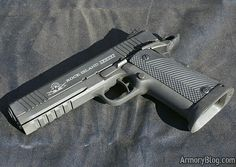 Rock Island Tactical Doublestack 1911