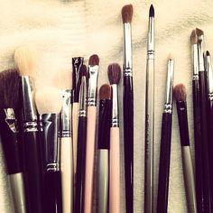 brushes <3
