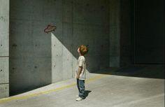 streetart turning alive