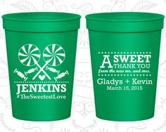 Personalized Wedding Cups, Personalized Cups, Wedding Cups, Personalized Plastic Cups, Stadium Cups, Party Cups, Plastic Cups (569)