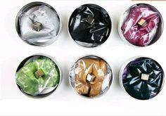 2017 100g Intelligente Plastilina divertimento Ferrofluid Magnetico Magnete Fango Mano Gum Giocattoli di Argilla playdough Educazione Giocattoli Per Bambini 6 colori