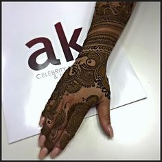 Henna Beautiful! by #ashkumar .