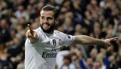 Newsgur España - Share your voice!: Nacho marca el gol de la victoria ante el PSG