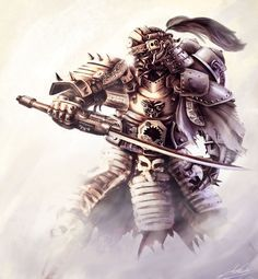 modern samurai | And finnaly this is a SteamPunk robot envisioned concept