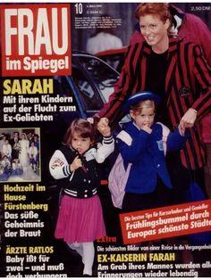 """Fergie - """"Frau im Spiegel"""" (Nr.10 vom 3.3.1994)"""