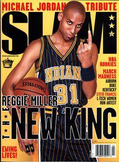 SLAM - Reggie Miller