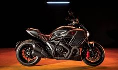 Ducati Collaborates With Diesel on Leathery Diavel Bike