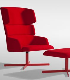 Capdell presents Concord collection @iSaloni   #design Claesson Koivisto Rune #red #colour
