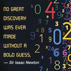 Quote by Sir Isaac Newton