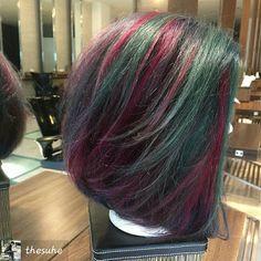 Regrann from @thesuhe - Suhe #haircolour creation at #colorfulhair  workshop   #haircolour #haircut #hairstyle by SUHE #hairstylist @rogersdago #salon  Jl. Ir. H. Juanda No. 97 Dago Bandung Jawa Barat -  Info & Rsv. 022 - 2502662 / 022 - 2534287 #styling #hairstyling #hair #rogerssalon #bandung #bandungjuara #rogersdago #salon #hairtransformation #hairstyle #hairstyles #hairdo #hairstyleoftheday #newhair #hairofteday #hairdresser #hairofinstagram #instahairstyle #instalike #like4like…