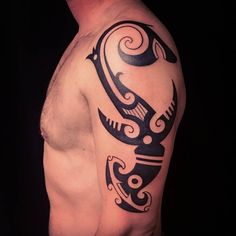 Borneo tribal tattoos