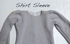 Shwin&Shwin: Sewing 101: Shirt Sleeves (and lots of other great tutorials)