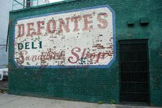 Mapping New York's 15 Must-Try Sandwich Shops Deli Sandwiches, Sandwich Shops, Best Sandwich, Red Hook Brooklyn, Nyc, New York, Neon Signs, Restaurants, Shopping