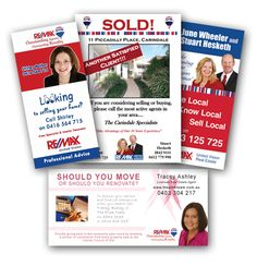 Real Estate Agent Flyers | Australian Real Estate Marketing ...
