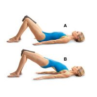 Swimming workout using modifications of yoga postures for the poolside portion