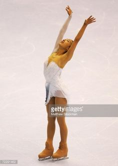 Mai Asada of Japan competes in the free skate portion of the ladies competition during Skate America October 28, 2006 at the Hartford Civic Center in Hartford, Connecticut.