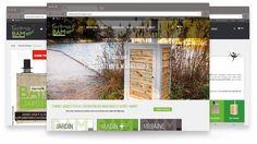 Refonte site internet TECHNO BAM