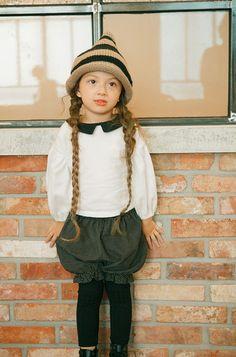 White Cotton Bloomers Age 2 Matilda