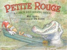Precision Series Petite Rouge: A Cajun Riding Hood