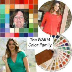 Personal Color Analysis - questionnaire and a few photos and in 3-4 days you have a new world of color #color analysis