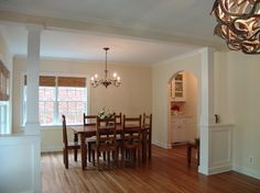 Home Renovation and Addition in Decatur - traditional - dining room - atlanta - Soorikian Architecture