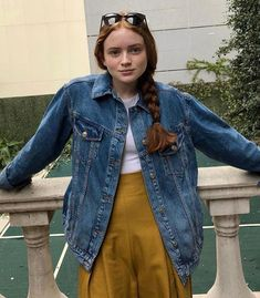 576 отметок «Нравится», 10 комментариев — — elisa|millie follows (@milliesmonster) в Instagram: «sadie sink > goddess»