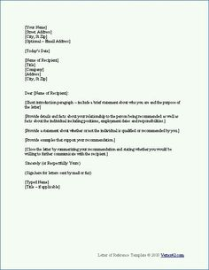 Recommendation Letter Sample For Student Elementary  HttpWww