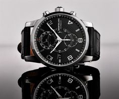 Montblanc Timewalker Twinfly - Limited production run of only 300 pieces. I guess I'm not getting one of these.... ($11900)