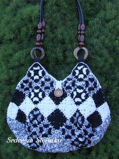 Crochet Necklace, Deco, Jewelry, Fashion, Moda, Jewlery, Jewerly, Fashion Styles, Schmuck