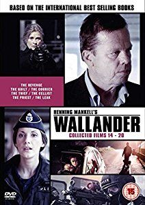 Wallander: Collected Films 14-20 [DVD]: Amazon.co.uk: Krister Henriksson, Stina Ekblad, Fredrik Gunnarsson, Marianne Morck, Douglas Johansson, Nina Zanjani, Lena Endre, Sverrir Gudnason, Mats Bergman: DVD & Blu-ray