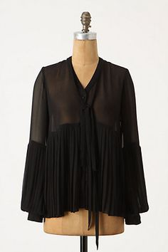 Anthro party blouse.  Love it, but it probably wouldn't work for me