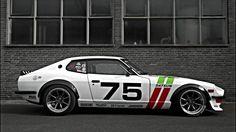 S 3 0 Z #Datsun260z #Vintage #Inlinesix #Oldschool #Fenderflares #Zcar #Zed…