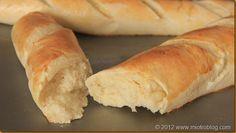 Mi otro blog: Pan Baguette al estilo venezolano (pan canilla)
