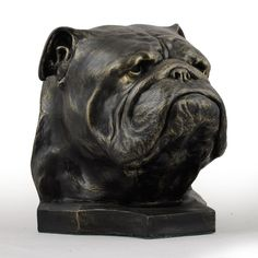 English Bulldog, memorial, urn for dog's ashes, ArtDog >>> Learn more by visiting the image link. (This is an affiliate link) #DogMemorials