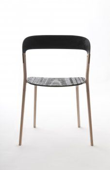 Pila Chair by Magis; Designed by the Bouroullec's